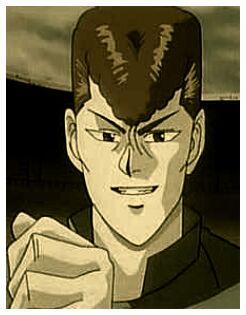 The lover boy, Kazuma!